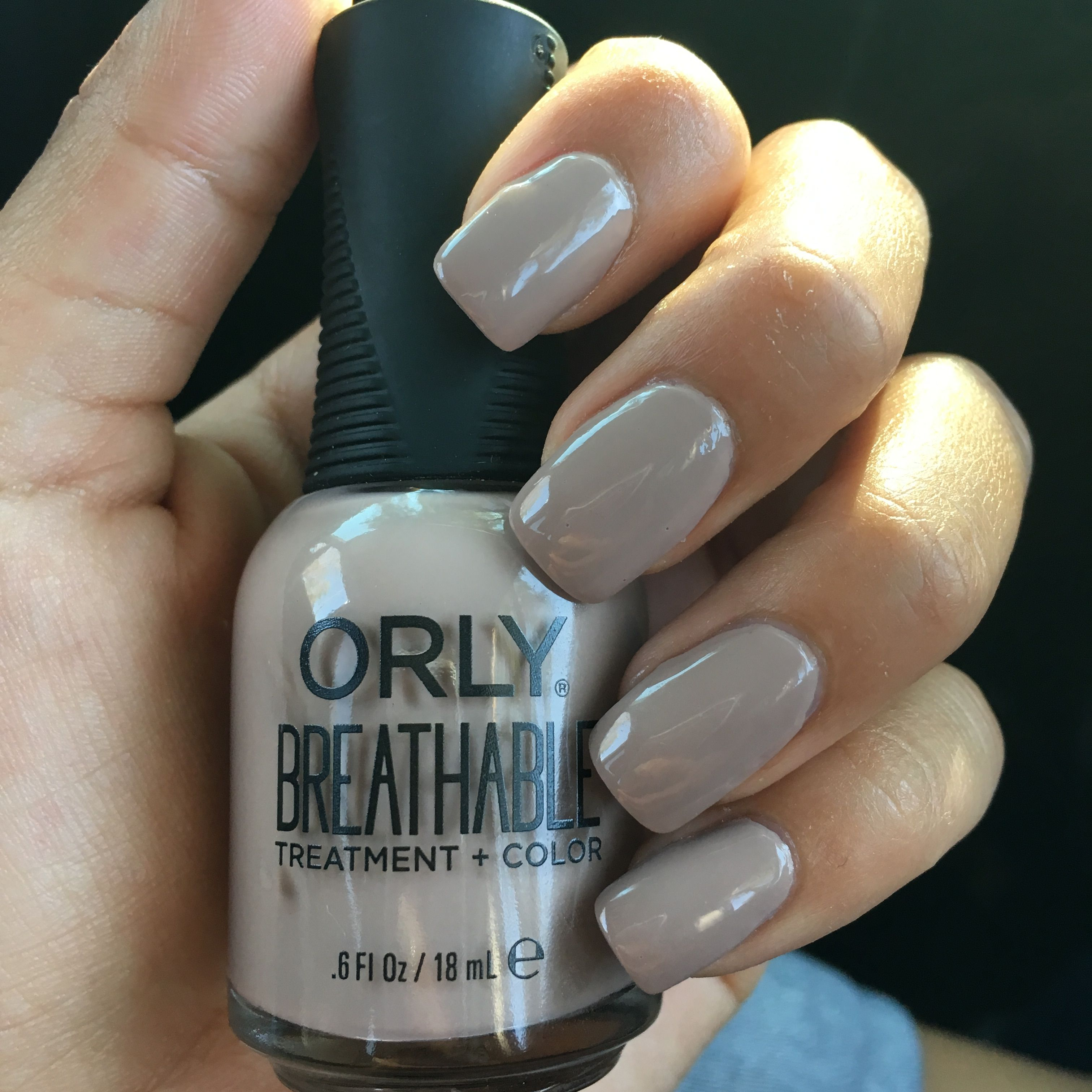 Orly Breathable Nail Polish Down To Earth Nail