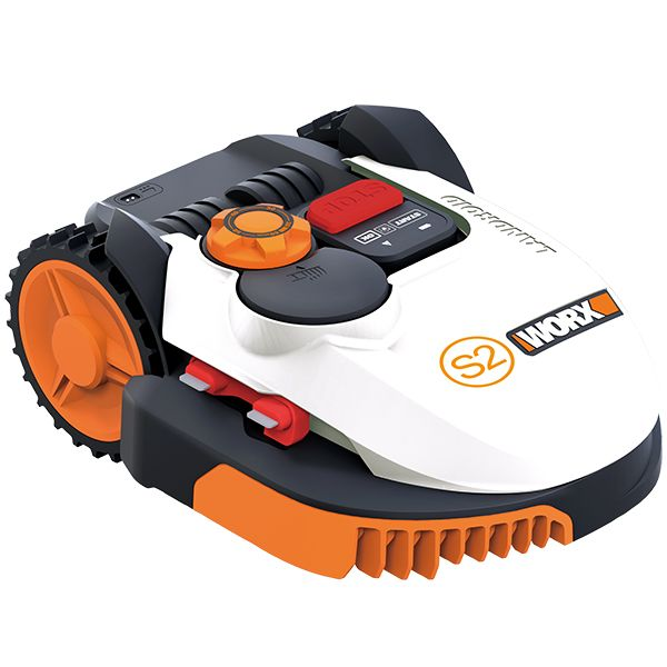 Worx Landroid Wr106si Robot Lawn Mower With Free 5 Year Guarantee