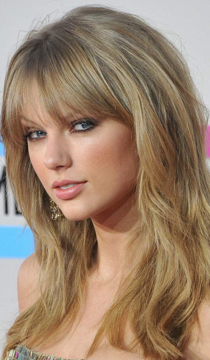 Cute Long Layered Haircuts With Bangs To Make You Look More