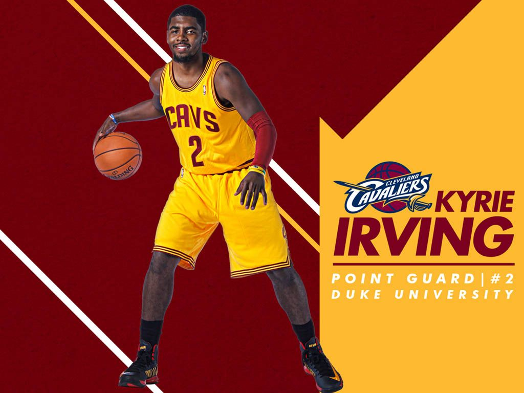 Kyrie Irving Crossover Wallpaper