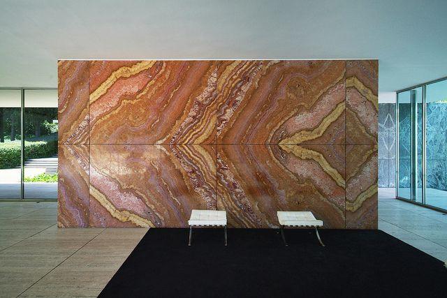 Barcelona Pavilion #7/28 | Barcelona pavilion, Ludwig mies ...