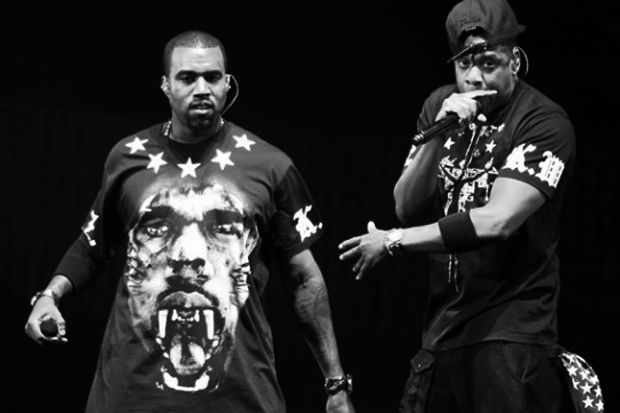 Watch The Throne Tour, TD Garden, Boston, MA (Jay Z + Kanye West)