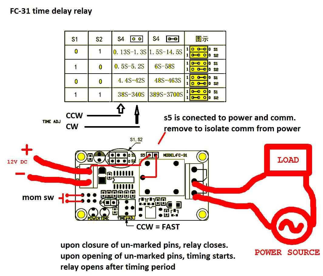 Pin On Relay Switch