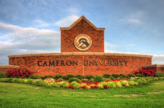cameron university in lawton ok is beautiful and easy to get into things to do in lawton. Black Bedroom Furniture Sets. Home Design Ideas