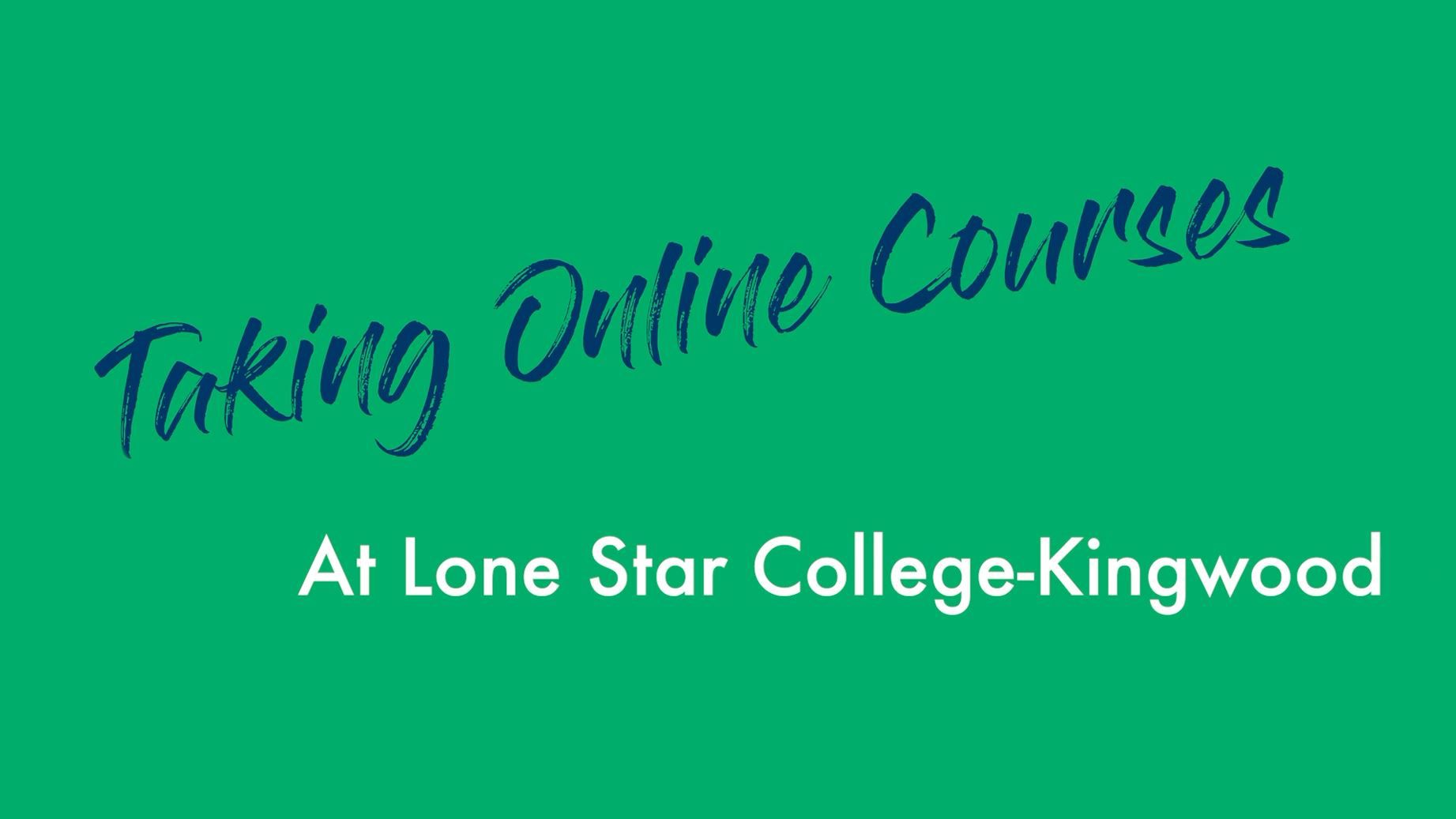Taking Online Course At Lsc Kingwood Learn How These Students Are Easily Dealing With Their Online Courses At Lsckingwood Do Online Courses Kingwood Online