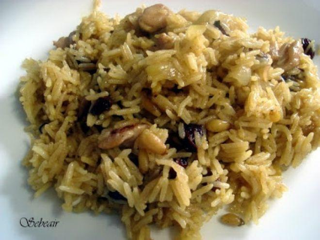 Receta Plato : Arroz basmati al curry  (fussioncook) por Sebeair