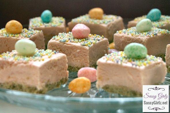 Strawberry and White Chocolate Fudge Recipe - Easy No Bake Dessert