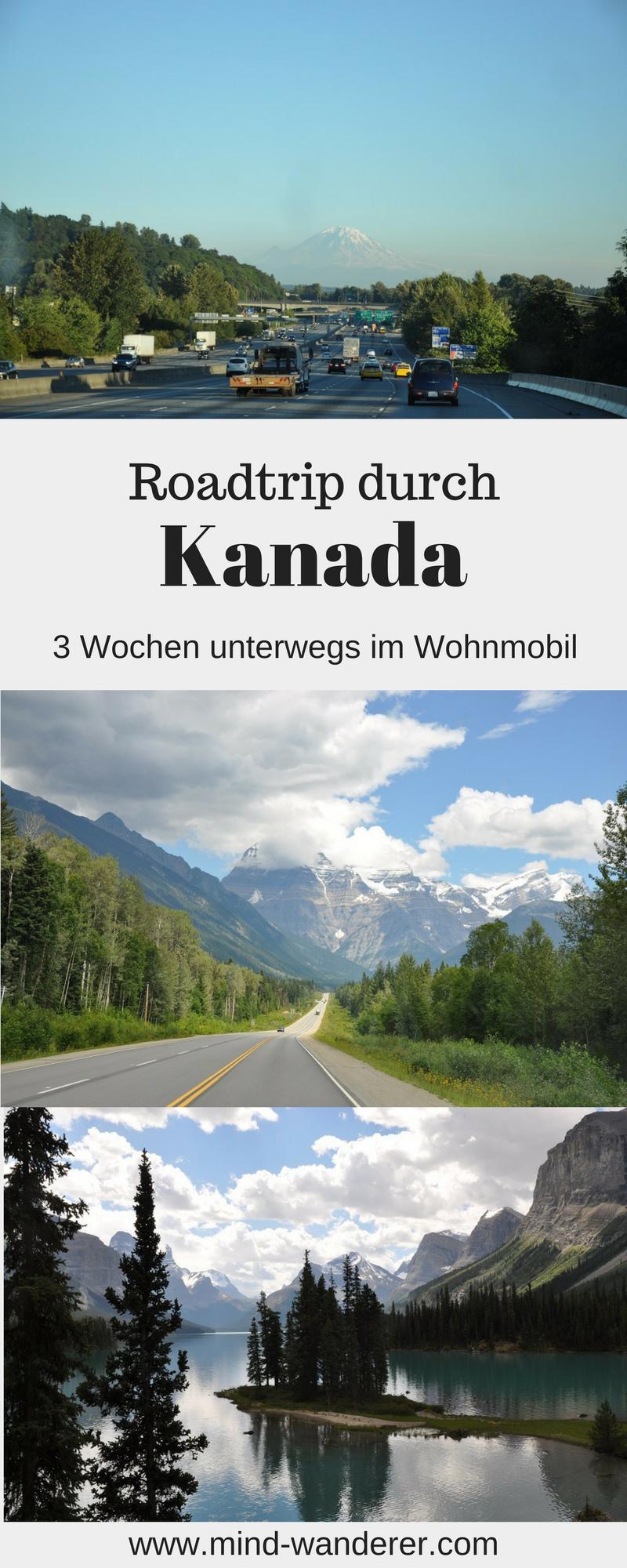kanada reisen wohnmobil camper roadtrip travel guide canada nord amerika north america canada adventures #travelnorthamerica
