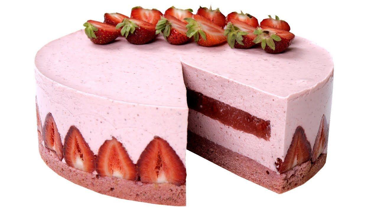 Это самый простой тортик, который только можно представить.