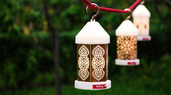 Petites Lumieres De Jardin Lamp Design Fatboy Outdoor Decor