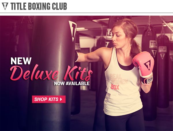Freshest workout apparel, gear & gloves: TITLE Boxing Club Tulsa