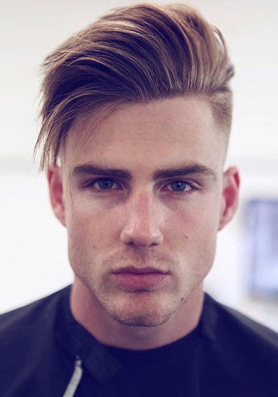 20 fashionably elegant side swept undercut variations   hair