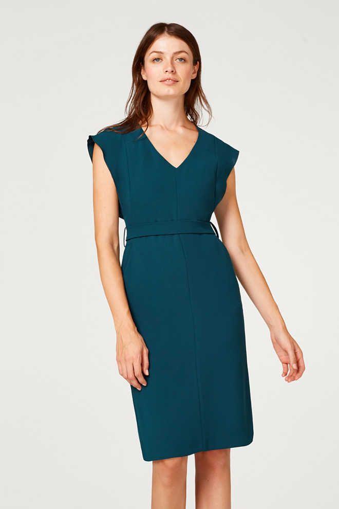 9f6d6a43099d2c Dressfactor F-line Jeans jurk blauw