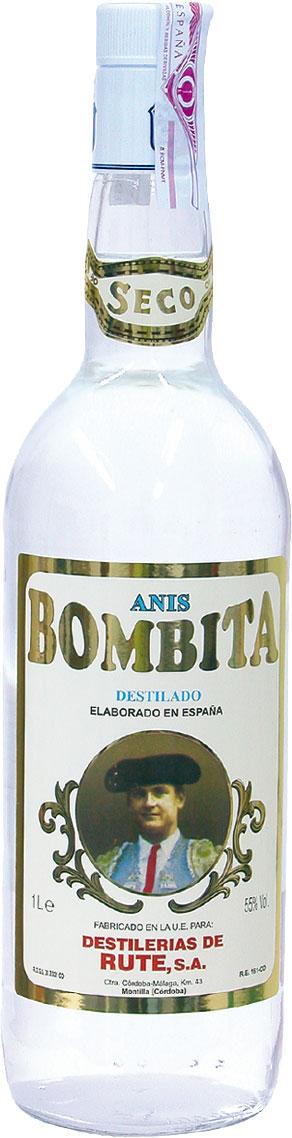 Anís seco Bombita