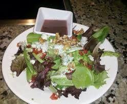 Theme Restaurants Copycat Recipes: The Melting Pot California Salad #meltingpotrecipes