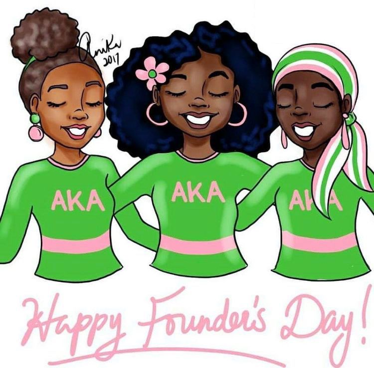 Alpha Kappa Alpha 112th Founders' Day