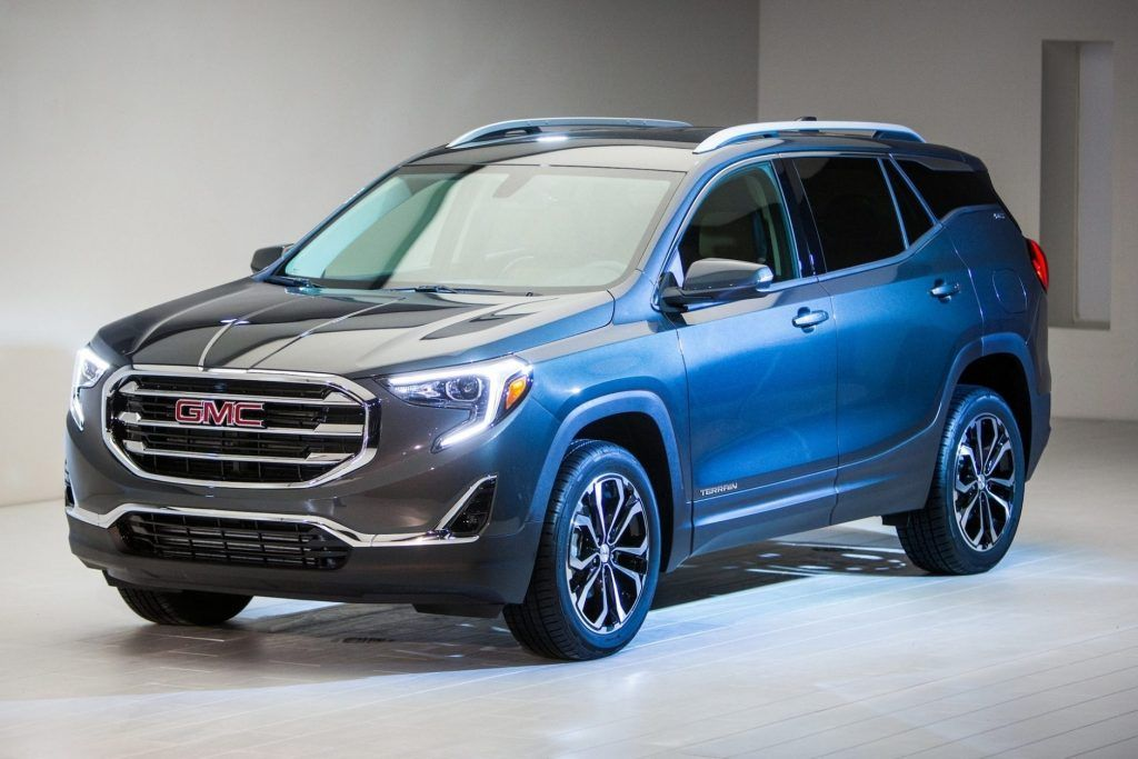 General Motors Is Preparing The Support In The Mid Size Suv Class