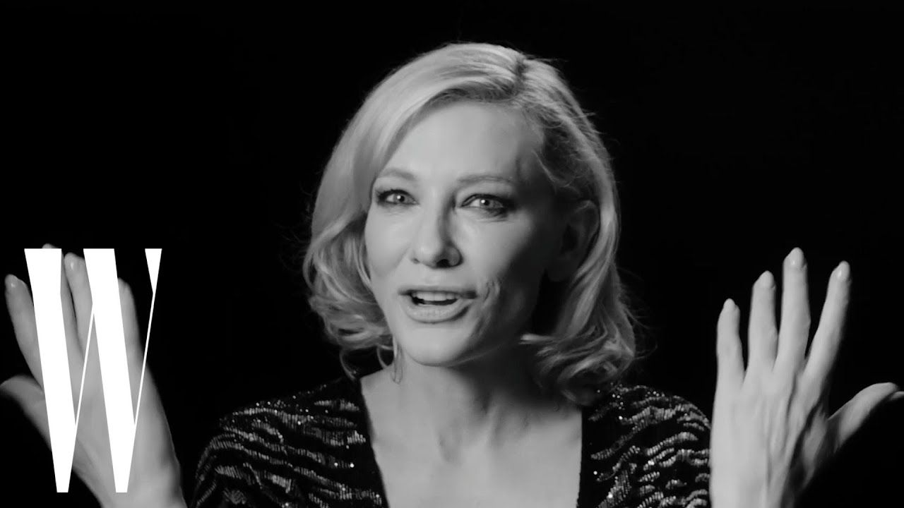 Cate Blanchett On Playing Bob Dylan and Why She Hasn't