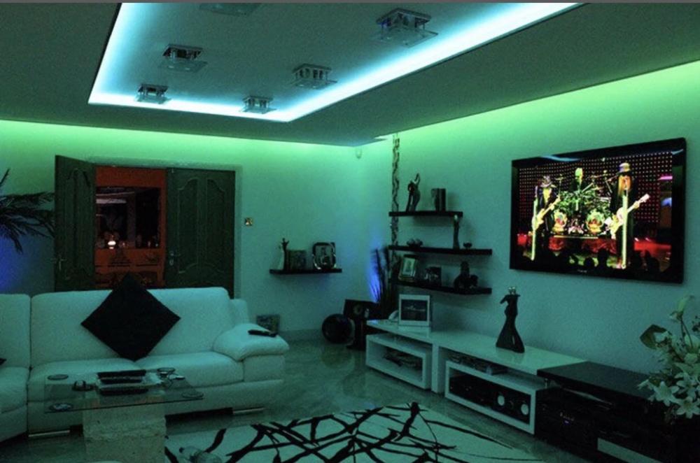 Pin By Parna Tut On Home Strip Lighting Led Strip Lighting New Room