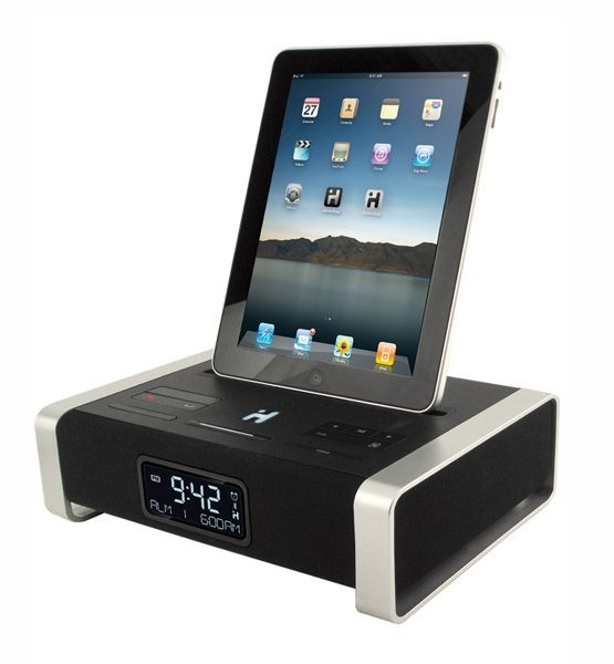 Most Life Changing Gadgets Alarm clock iphone, Wireless
