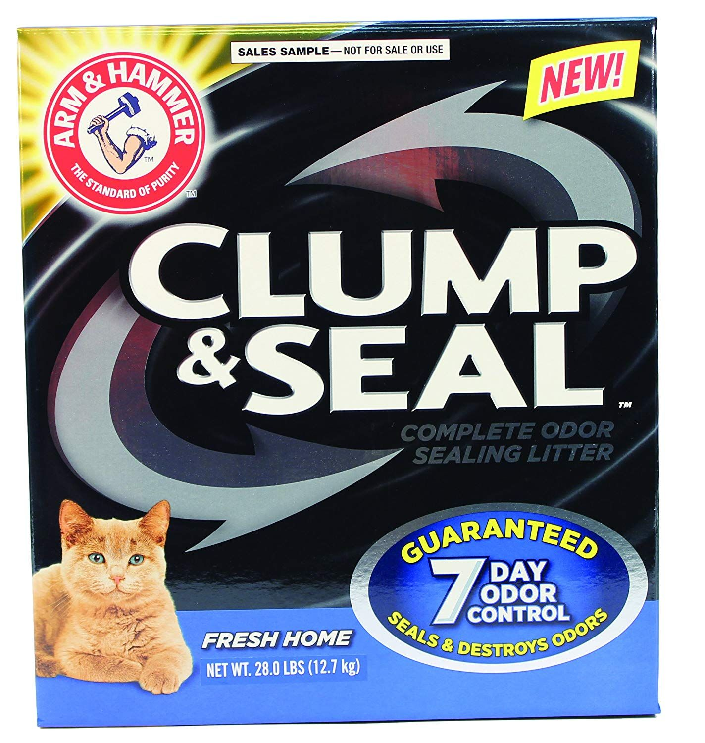 Cat Litter Clump /& Poop Bags Unscented Large to Fit Any Scoop Handles to Conveniently Tie Seal in Odors Boxiecat Scoop /& Tie Litter Bags Leakproof