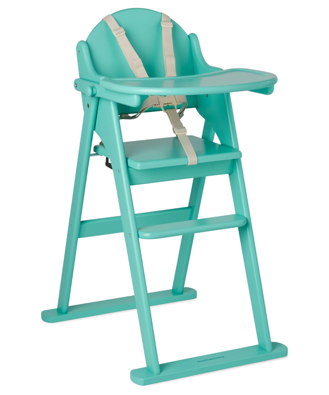 Mothercare Valencia Highchair Mint High chair