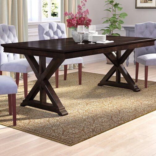 4dd608226dba6e Laurel Foundry Modern Farmhouse Offerman Extendable Dining Table & Reviews  | Wayfair