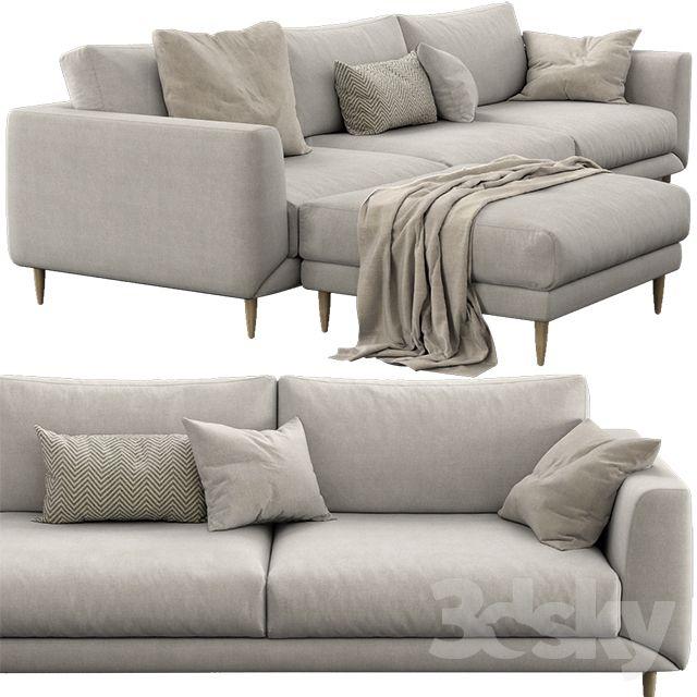 Prime 3D Models Sofa Boconcept Fargo Bo Concept In 2019 Unemploymentrelief Wooden Chair Designs For Living Room Unemploymentrelieforg