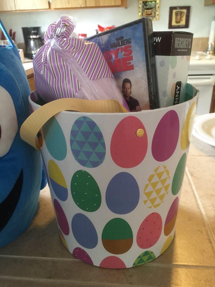 My Easter basket I love it!