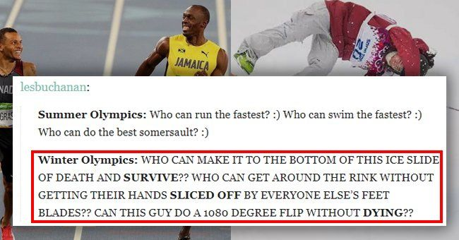 2020 Winter Olympic Memes.10 Times The Internet Explained The Winter Olympics