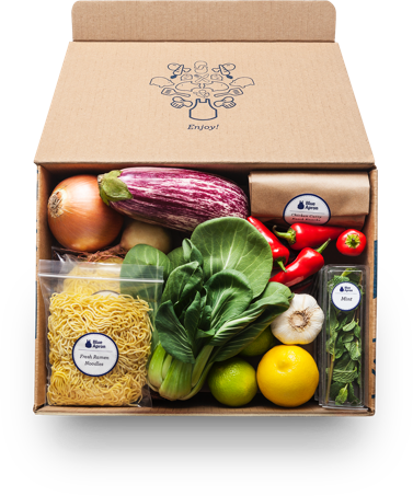 Blue apron features overview blue apron apron and meals providing employees or attendees of any meeting with a delicious meal beforehand can promote a cohesive and receptive atmosphere get meal boxes delivered forumfinder Image collections