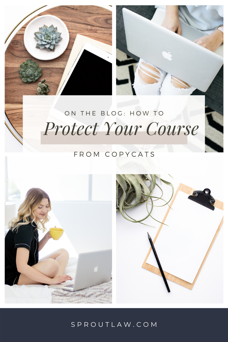 How to Protect Your Online Course in 2020 Online courses