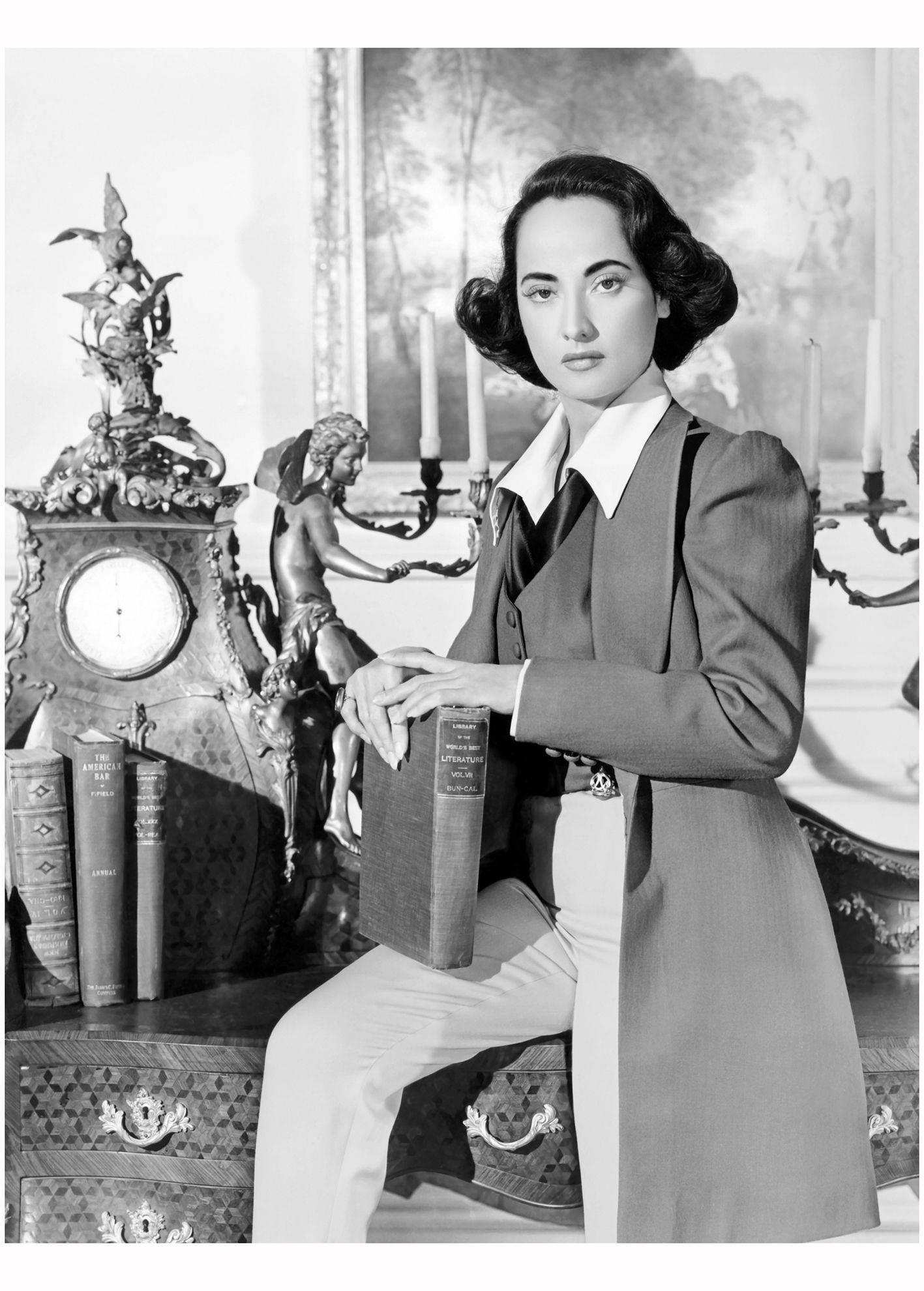 Merle Oberon (A Song to Remember) 1945
