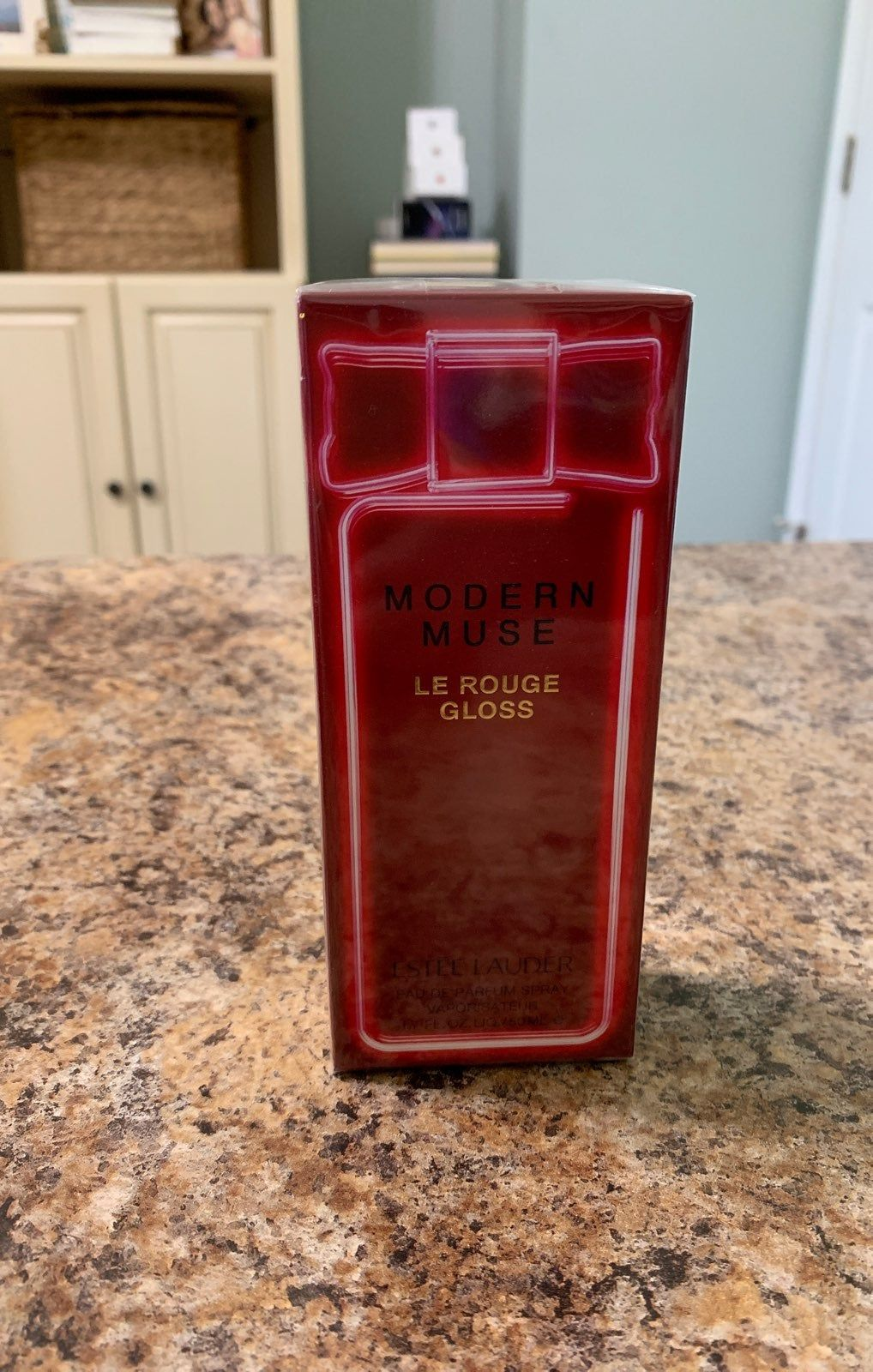 Brand New Sealed In Plastic 1 7 Oz Estee Lauder Modern Muse Modern Muse Le Rouge Gloss Modern Muse Perfume