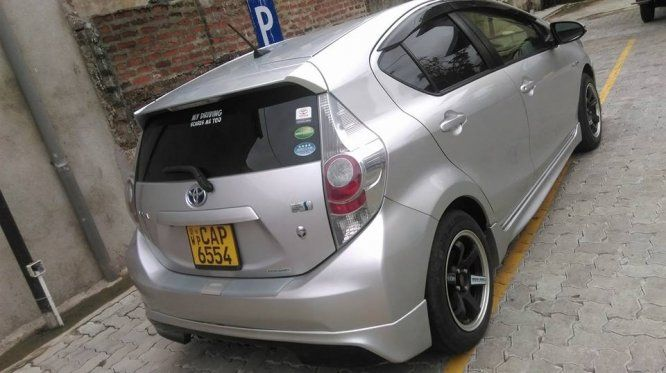 Toyota Aqua Hybrid For Sale 2014 Registered In 2016 May Full Option Fully  Loaded Japanese Sports Alloys And Many More Maintain By Toyota Lanka  Ratmalana All ...