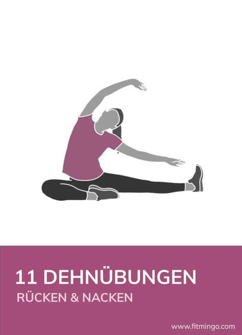 Photo of 11 stretching exercises for back and neck (with pictures) – fitmingo