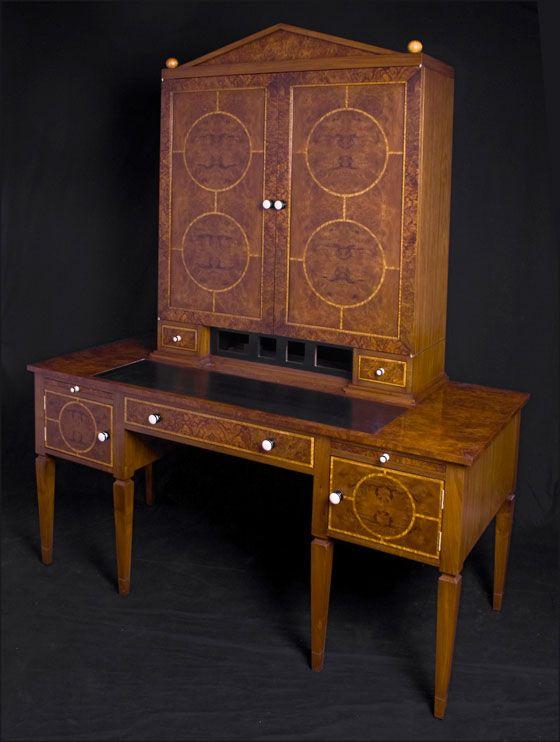 Bespoke Antique Replica Desks, Contemporary Bespoke Desks, Custom made real  wood desks. - Bespoke Antique Replica Desks, Contemporary Bespoke Desks, Custom