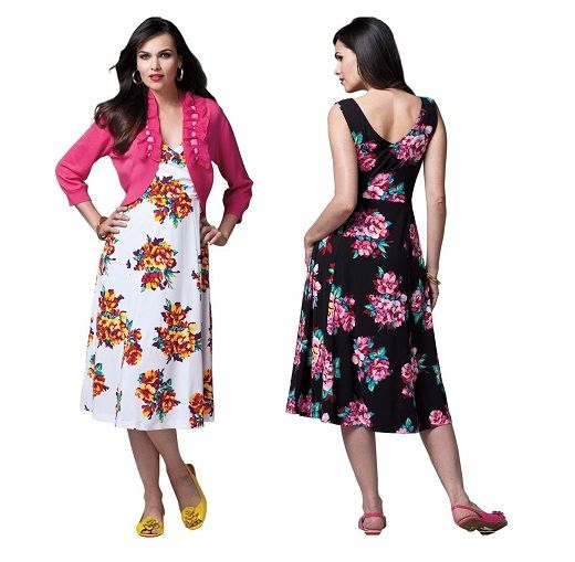 Slimming Dresses for Curvy Women | ... under 30 dollars bigger plus ...