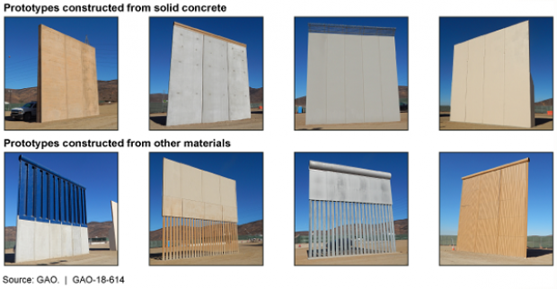 Why Trump S Border Wall Could Cost More Than 25 Billion Wall Border Architecture