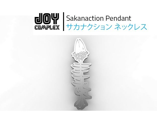 Sakanaction サカナクション Pendant by JoyComplex