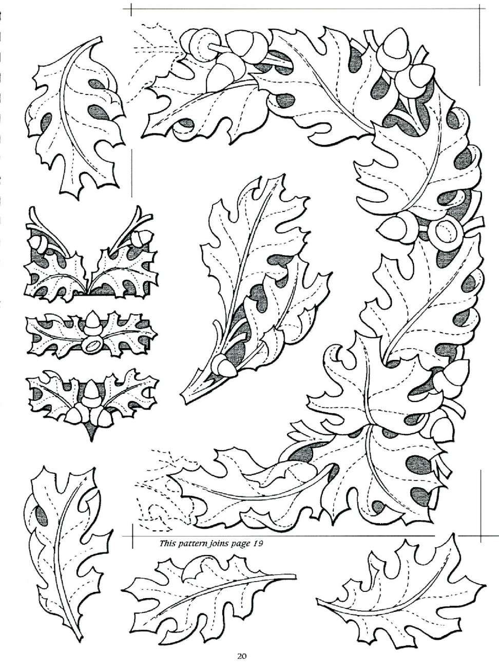 15+ Amazing Wood Carving Printout Patterns Gallery in 2020