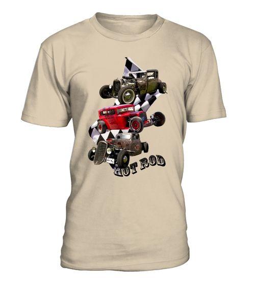 TShirt HF Hot Rod 3