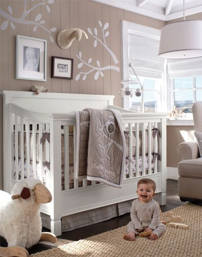 Wonderful Baby Nurseries Ideas