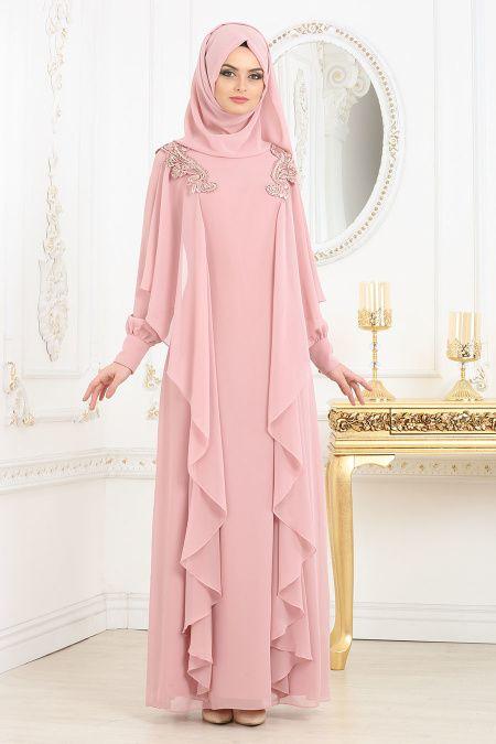 2018 Koton Tesettur Abiye Elbise Modelleri Https Www Tesetturelbisesi Com 2018 Koton Tesettur Abiye Hijab Evening Dress Muslim Fashion Dress Muslimah Dress