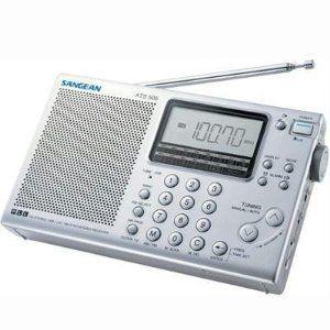 Sangean Am/fm Stereo Sw Radio W/ssb Ant-60 Shortwave Antenna