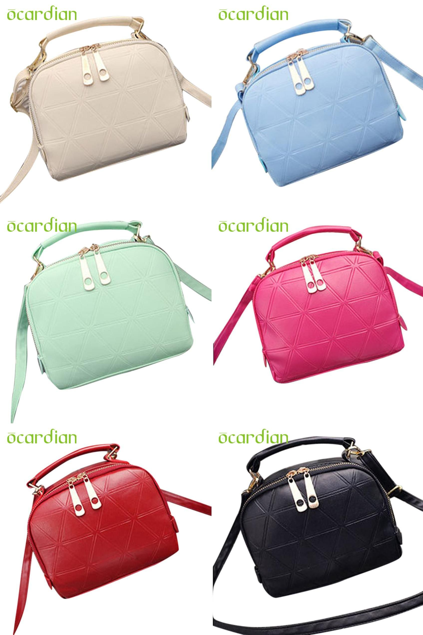 Visit To Ocardian Elegance Hot Fashion Handbag Shoulder Bag Lady Tote Purse Pu