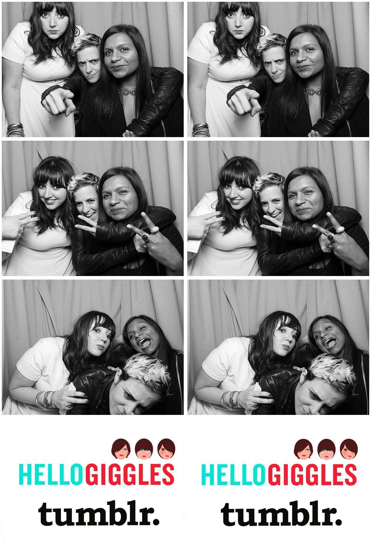 Celebrity Photo Booth! (8 pics) - My Modern Met
