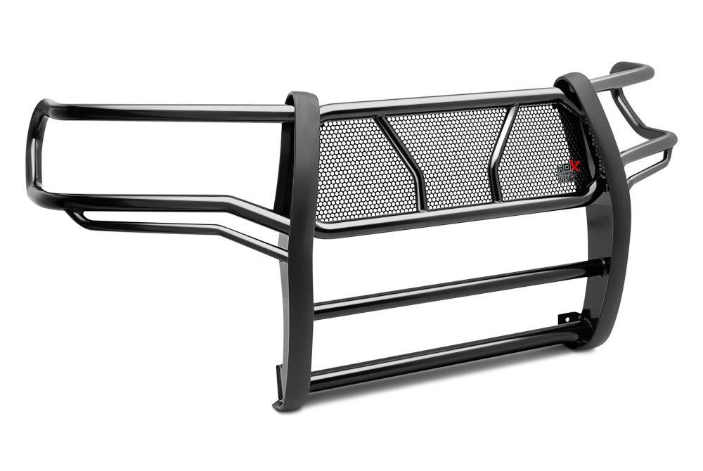 Grille guards bull bars push bars rear bumper guards