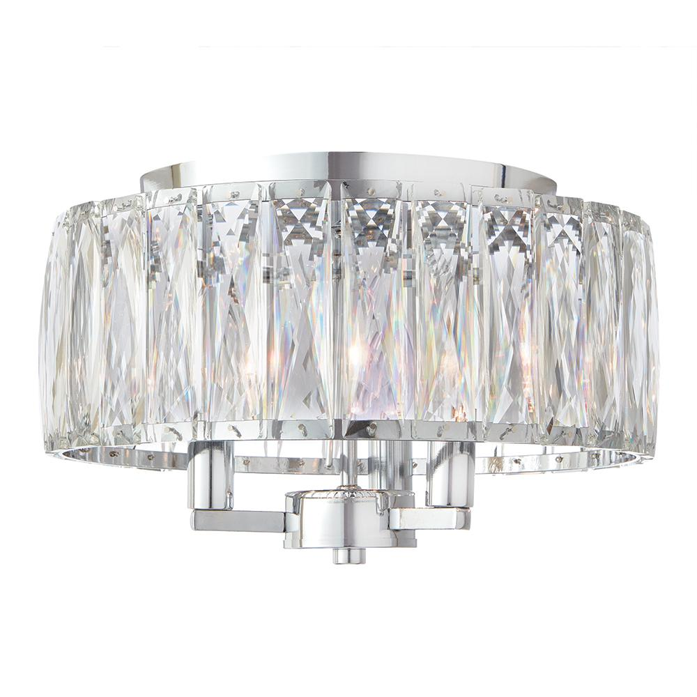Chrome Finish Chandeliers You'll Love in 2020 | Wayfair