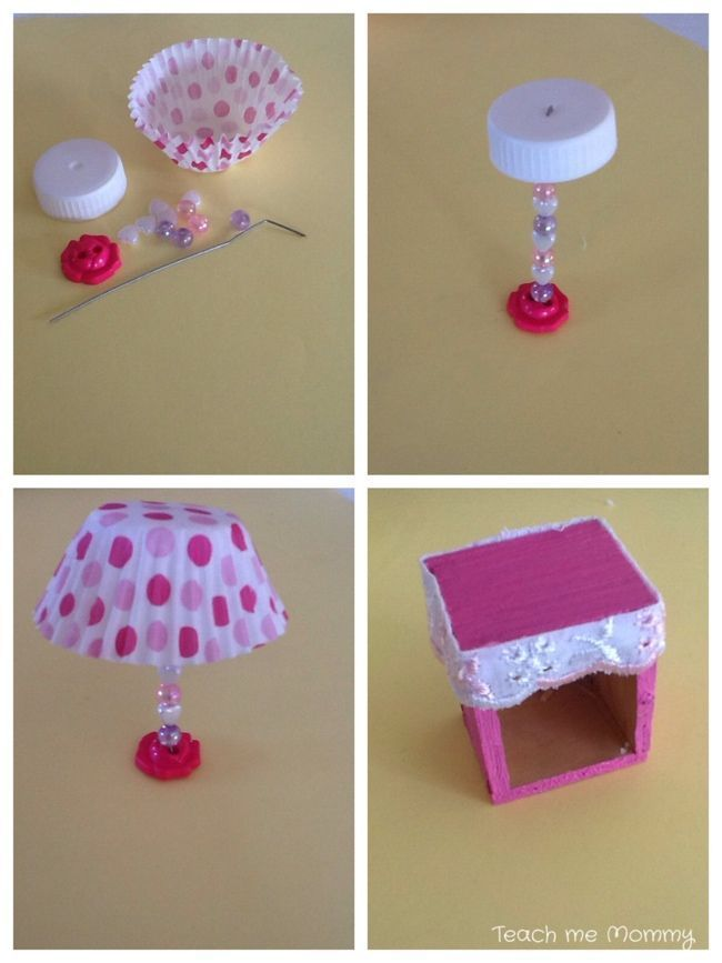 Photo of Upcycled Dollhouse # 3 – Lehre mich Mama – #Dollhouse #Teach #Mama #mich #Upcycl …
